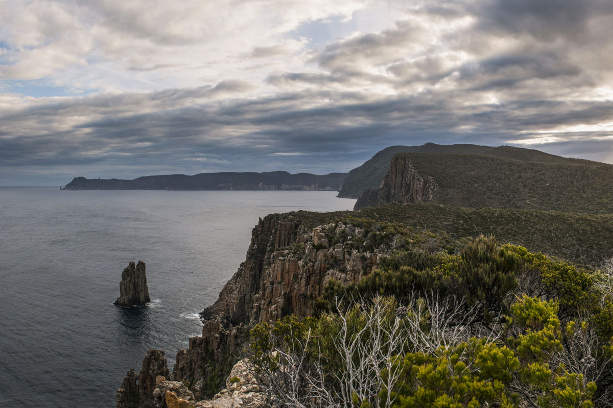 Experience stunning views on the Three Capes Lodge Walk in Tasmania with Great Walks of Australia.
