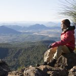 Summit of Mount Mitchell